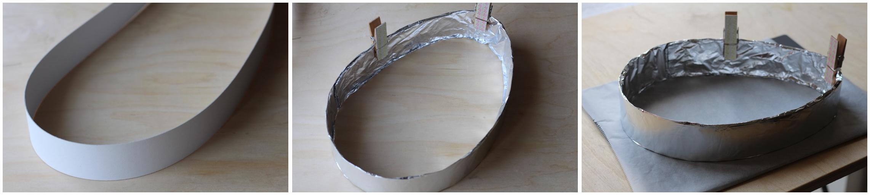 foto passo passo uovo piatto di pasqua