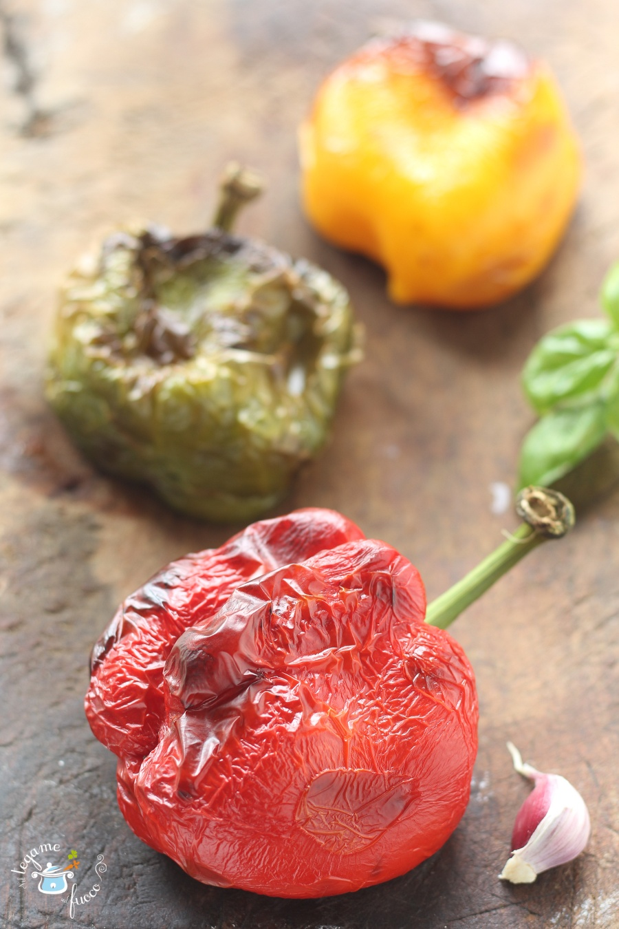ricetta peperoni arrostiti nella friggitrice ad aria