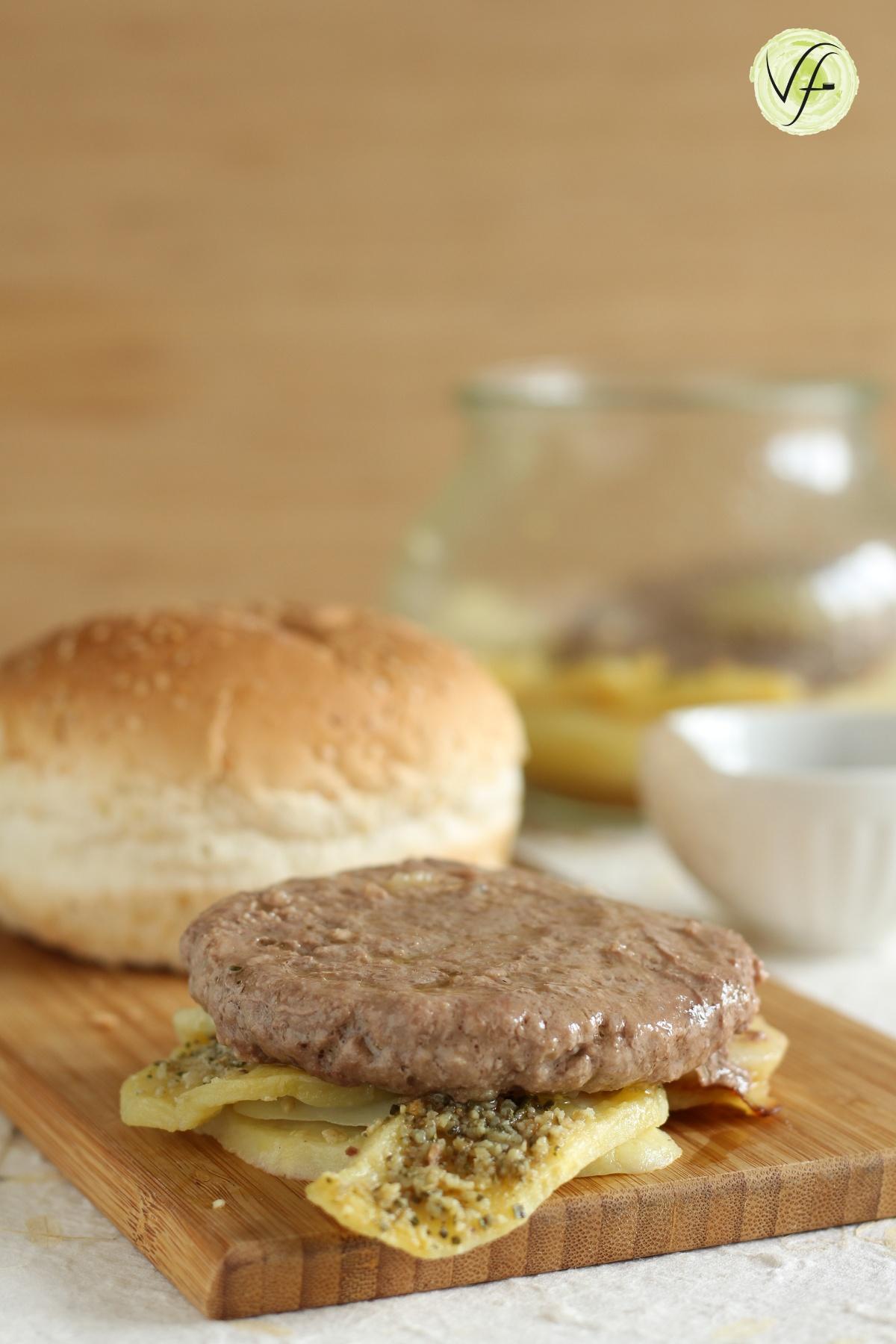 come fare gli hamburger in vasocottura