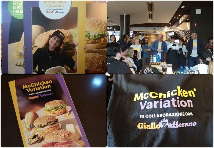 Una giornata da McDonald's
