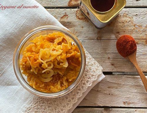Spaghetti di patate in vasocottura