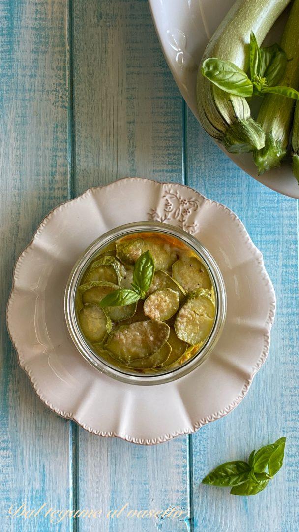 ricetta tortino di zucchine con fiori di zucca mozzarella e acciughe in vasocottura