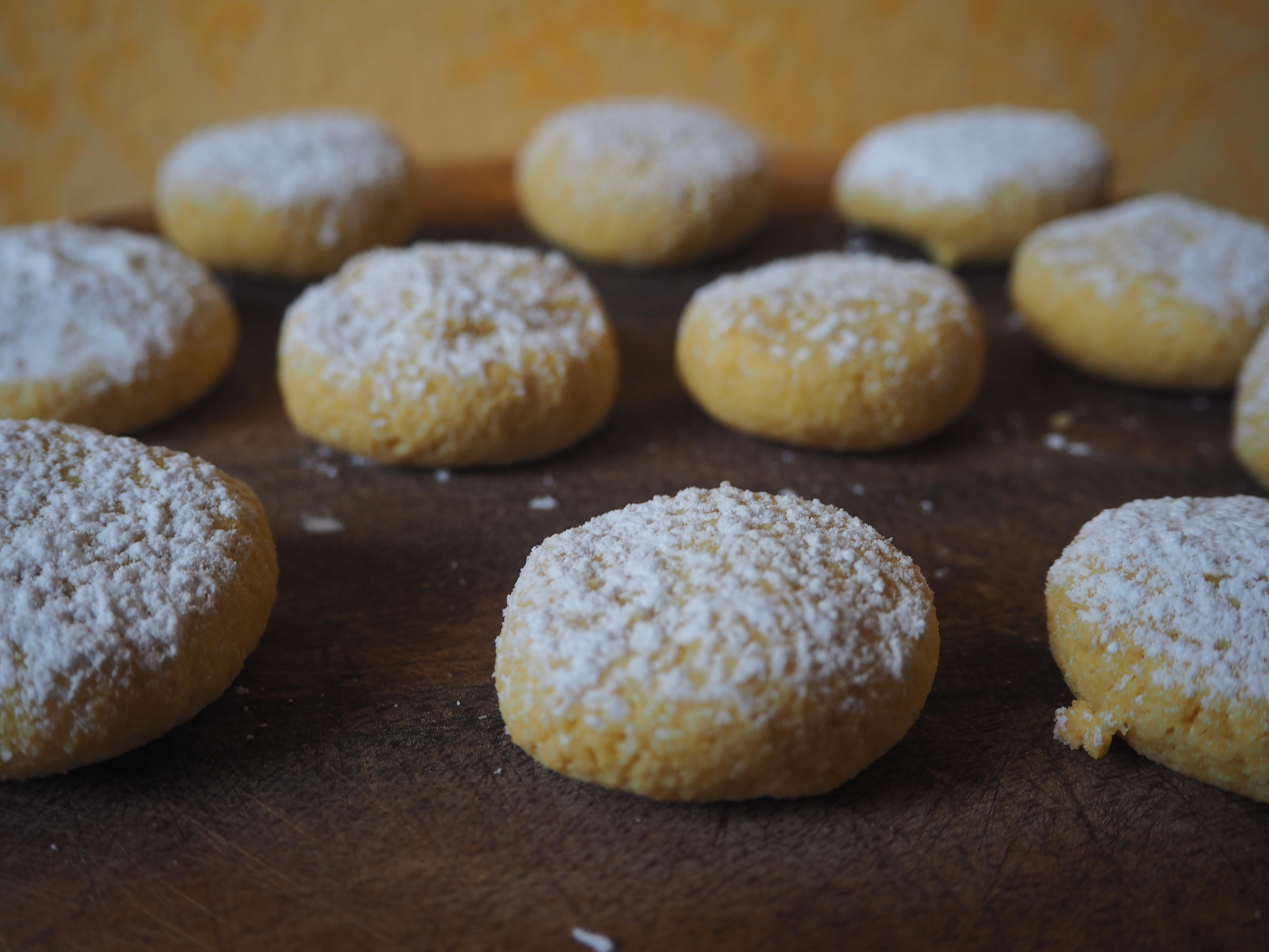 Biscotti leggerissimi senza lattosio