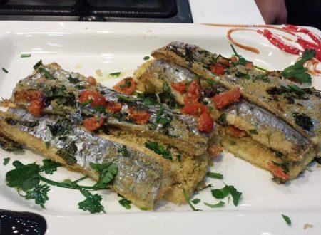 Sandwich di spatola o sciabola alla Siciliana
