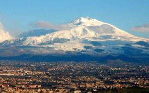 L'Etna....