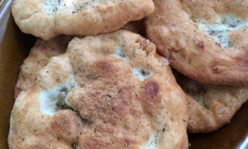 Matalugghie siciliane (o pasta fritta)