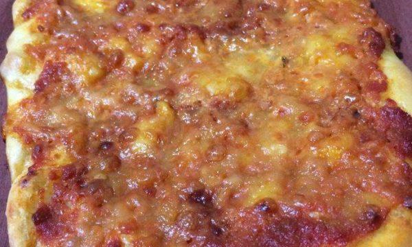 Pizza al metro (altro impasto squisito)