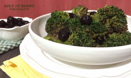 Broccoli affucati con le olive
