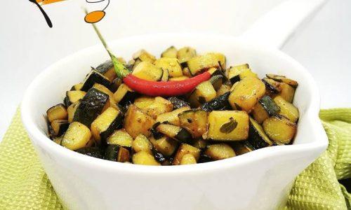 Zucchine in agrodolce (ricetta sana e veloce)