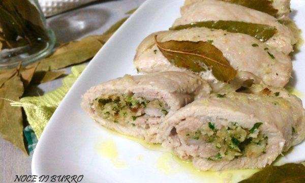 Involtini di lonza al forno siciliani
