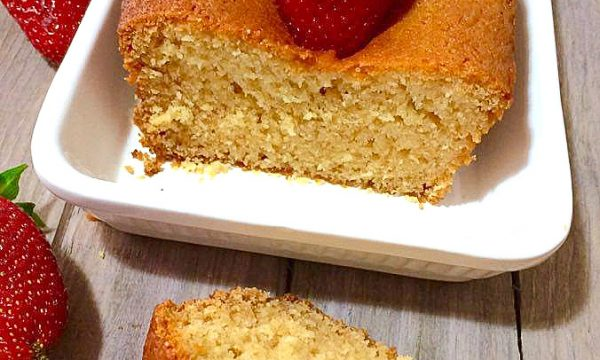 Plumcake al miele rosmarino&cannella