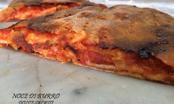 Focacce ragusane (o scacce col pomodoro)