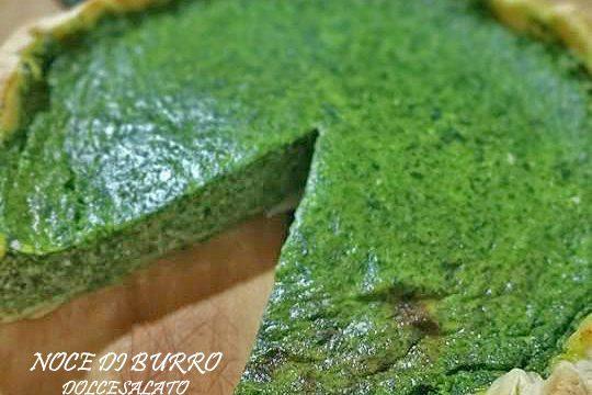 Cheesecake salata di philadelphia e ricotta