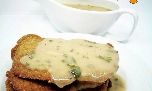Salsa Grevy per carni, patate e verdure (facile e veloce)