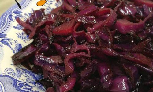 Crauti in agrodolce (contorno tedesco per carni e patate)