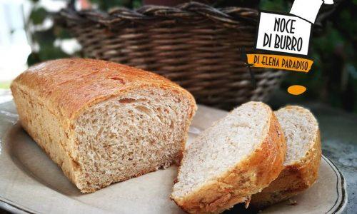 Pane in cassetta semintegrale (per uso dolce e salato)