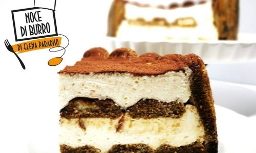 Cheesecake tiramisù (senza uova e senza cottura)