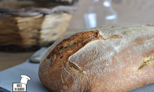 Pane integrale con pasta madre (…e qualche trucchetto!)