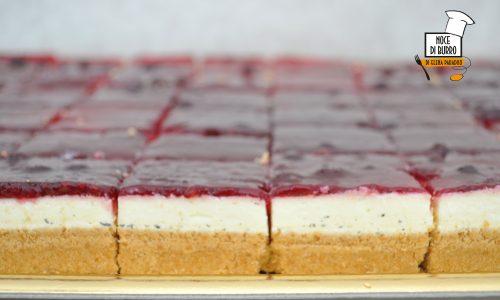 Cheesecake fredda classica (senza cottura)