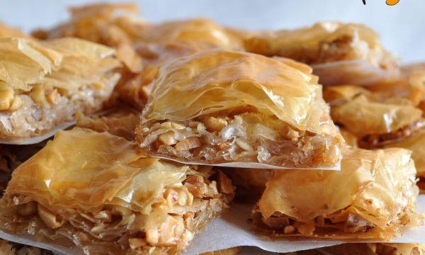 La Baklava: dolce turco tra i più buoni al mondo