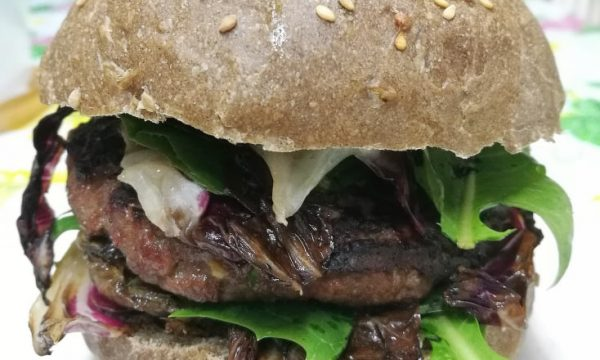 Panini soffici con hamburger…senza sensi di colpa!