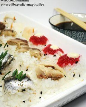 Bocconcini di sushi facilissimi e veloci
