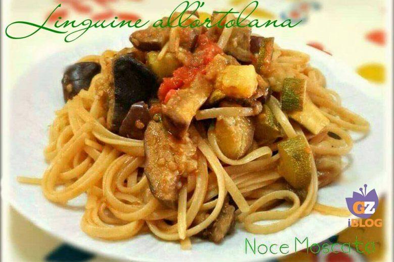 Linguine all'Ortolana