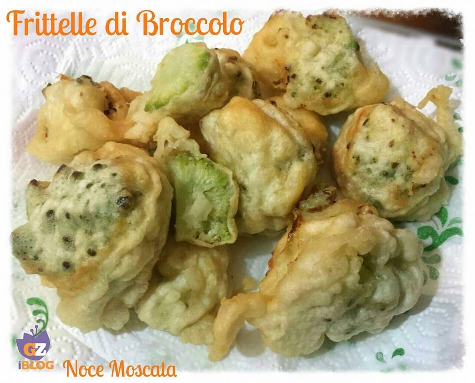Frittelle di broccolo noce moscata food blog for Fritti romani