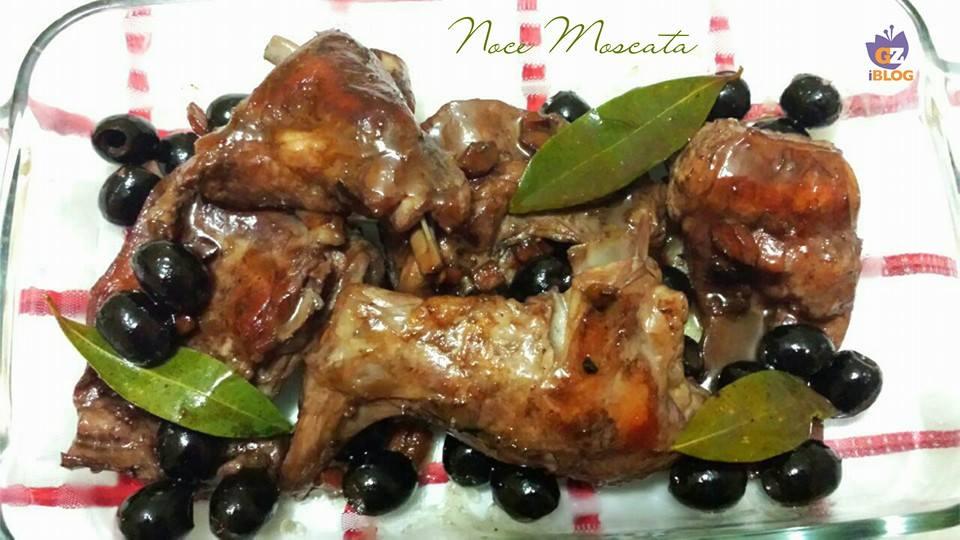 Coniglio rosolato alle olive e vino rosso - Cucinare olive appena raccolte ...