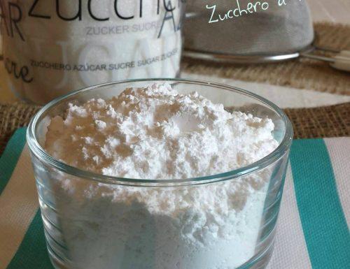 Come fare lo zucchero a velo fatto in casa