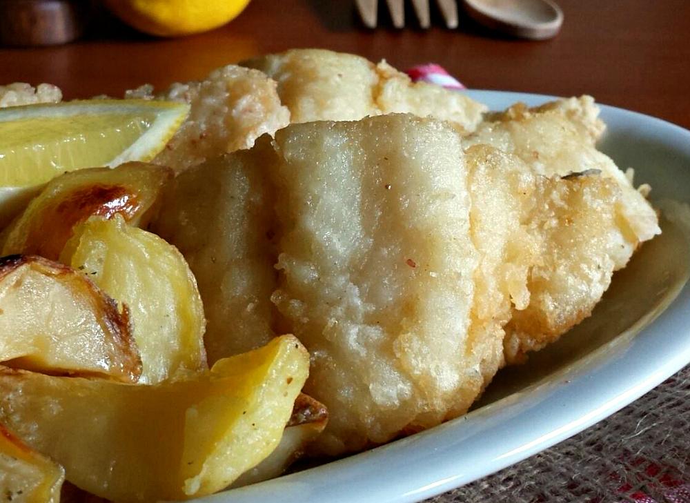 Baccal fritto ricetta tradizionale della cucina romana - Antipasti cucina romana ...