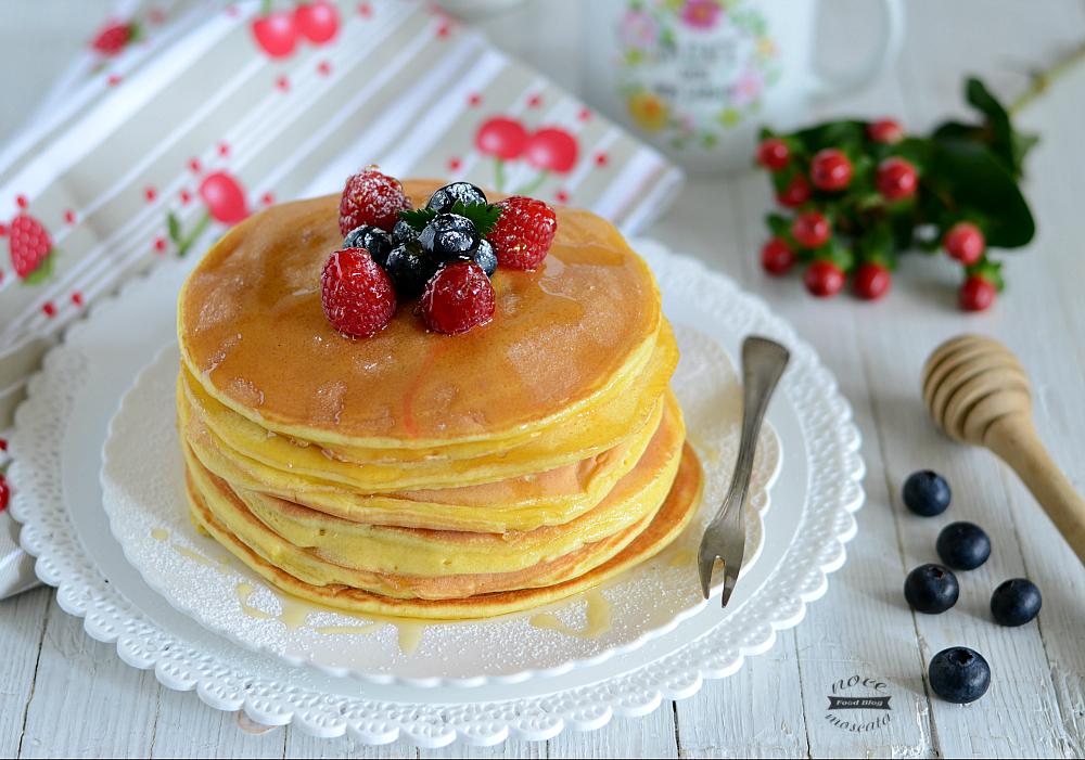 Pancake ricetta americana infallibile semplice e veloce for Fritti romani