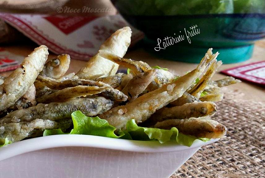 Latterini fritti croccanti sfizioso antipasto delle feste for Fritti romani