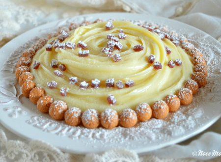 Crema al cioccolato bianco e mascarpone