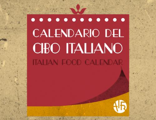 Calendario del Cibo Italiano AIFB