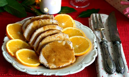 Arista all'arancia