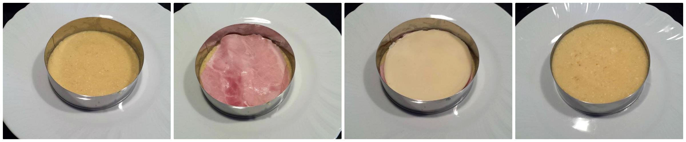 Cordon bleu di patate con prosciutto cotto e formaggio