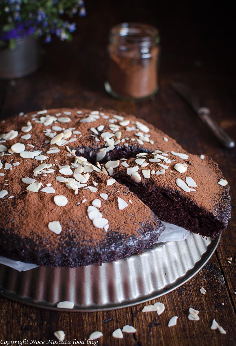 Torta matta al cioccolato senza lievito