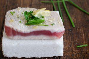 Mattonella di sale di Cervia, per una cottura sana e senza grassi
