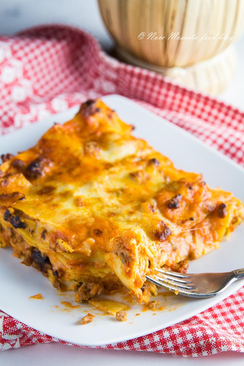 Ricetta Originale Lasagne Alla Bolognese.Lasagne Alla Bolognese Ricetta Classica Tradizionale