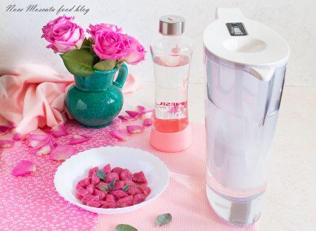 Gnocchetti rosa all'acqua con burro e salvia