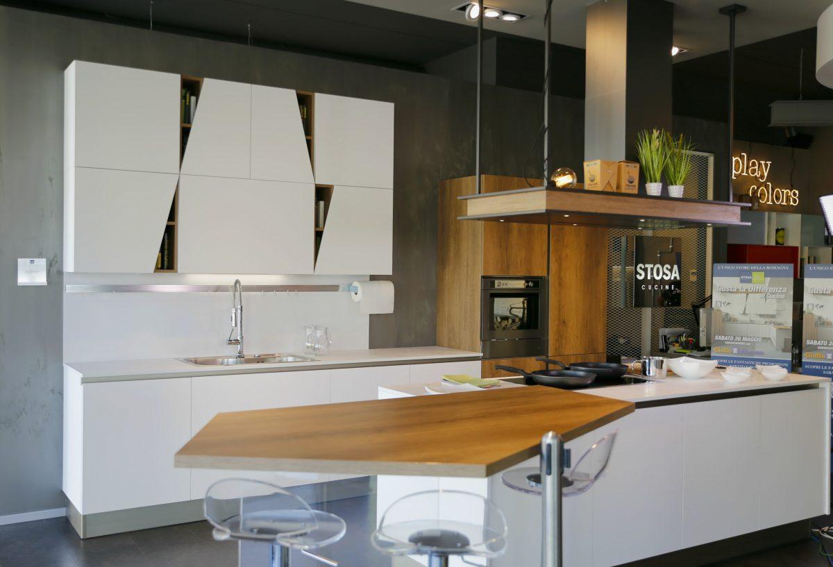 Cucina Infinity Diagonal