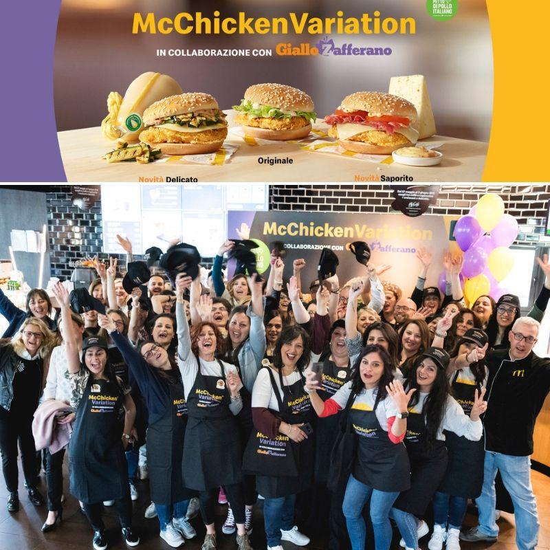 In cucina con McDonald's, il tour dietro le quinte