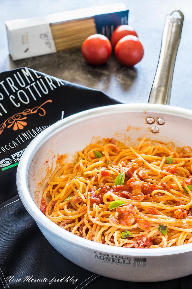 Spaghetti o Umbricelli col rancetto