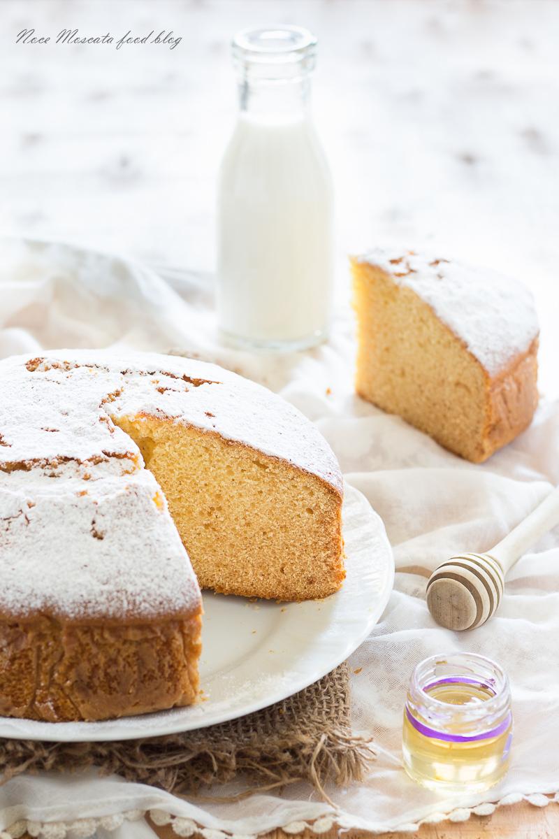 Torta Latte e Miele