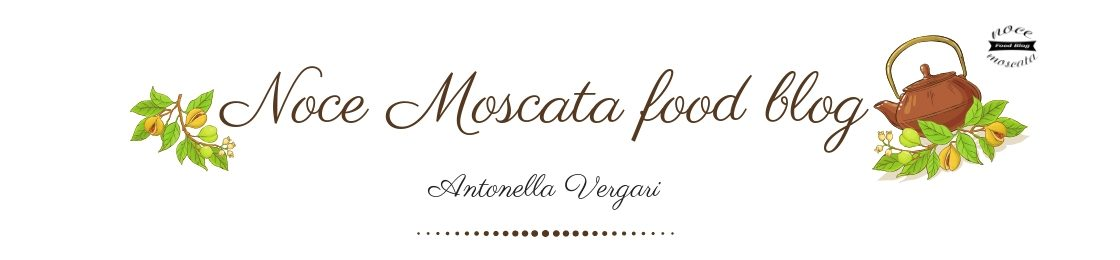 Noce Moscata food blog