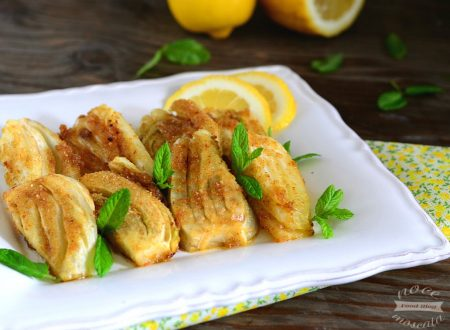Finocchi al limone