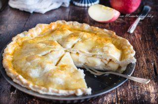 Apple pie la torta alle mele di Nonna Papera