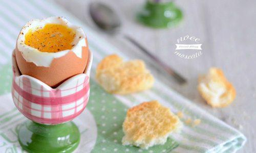 Come fare le uova alla coque