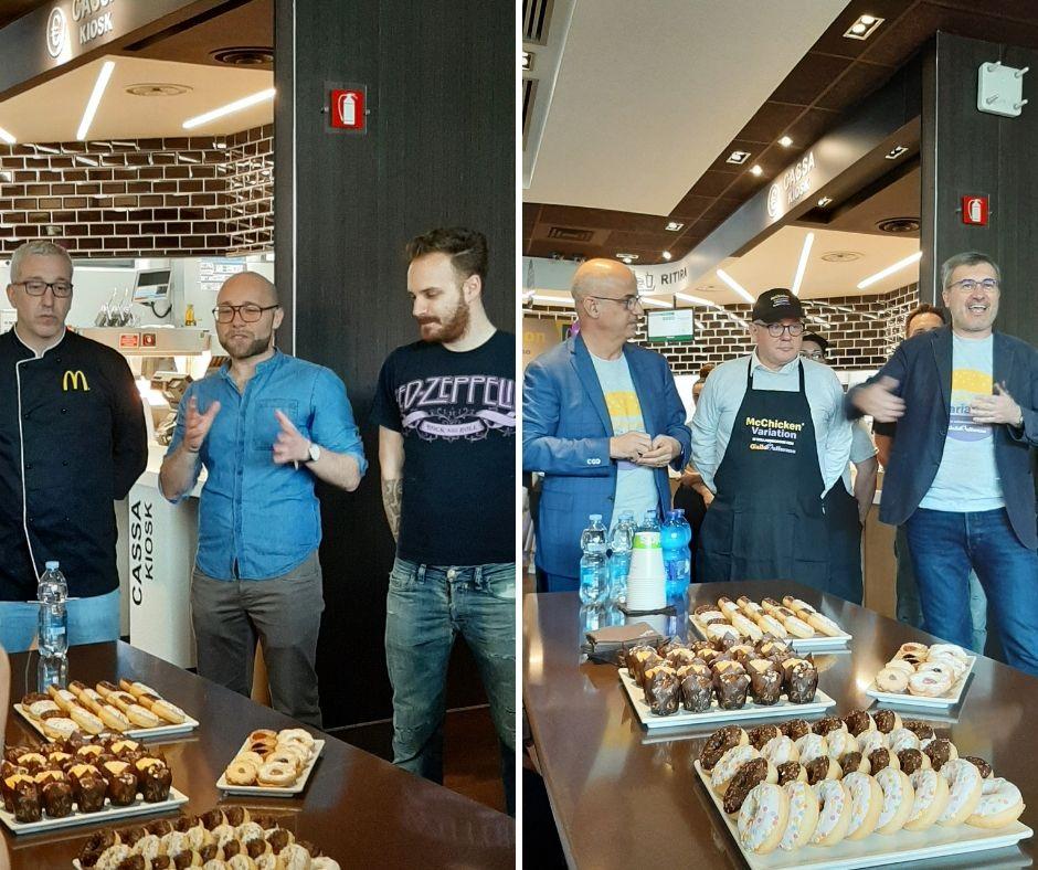 McChicken Variation: i nuovi panini McDonald's dal gusto tutto italiano